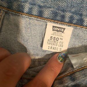 Levi's Shorts - Vintage Levi cut offs